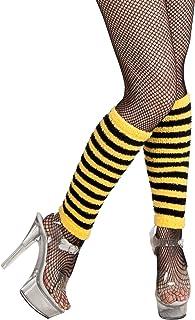 Boland Boland 01718 - Beinwärmer Honigbiene, Einheitsgröße, gelb / schwarz