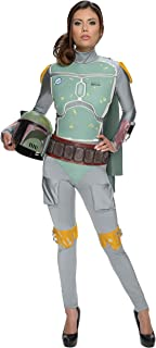 Star Wars Womens Boba Fett Mandalorian Costume