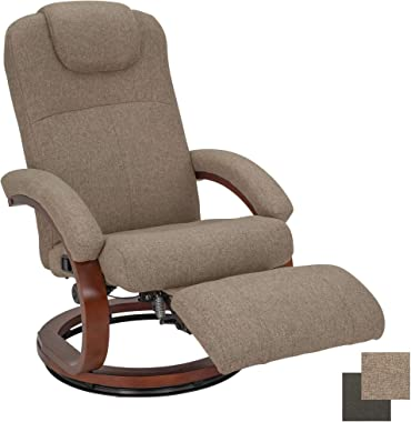 "RecPro Charles 28"" RV Euro Chair Recliner 