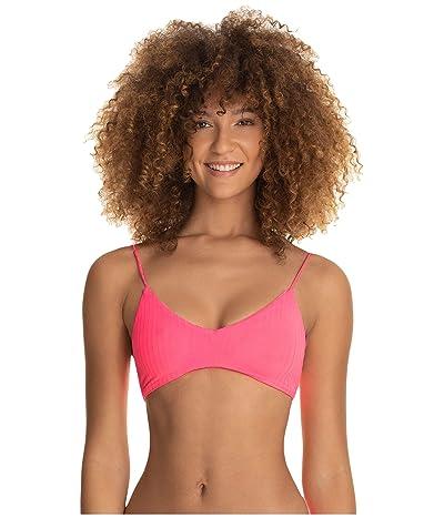Maaji Festive Pink Rocks Reversible Sporty Top (Pink) Women