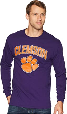 Clemson Tigers Long Sleeve Jersey Tee
