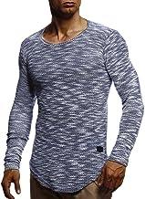Leifheit Nelson–Sudadera para Hombre con Capucha Sudadera Camiseta de ln6358