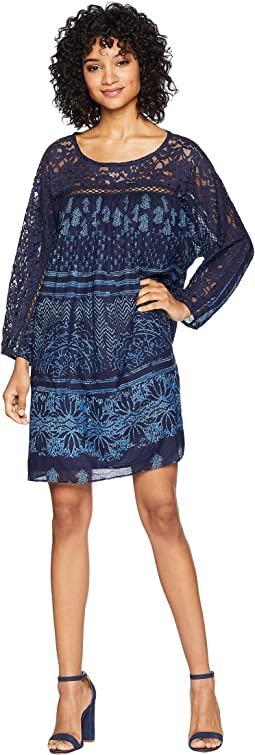 Free People Sun Daze Mini Dress