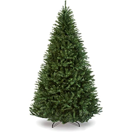 9ft Premium Spruce  Artificial Holiday Christmas Tree for Home  Easy Assembly