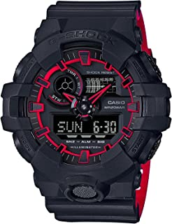 CASIO Watch G-SHOCK neon color GA-700SE-1A4 Men's...