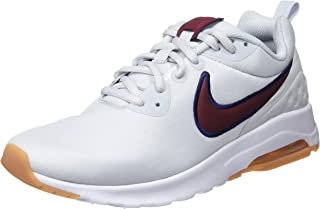 Nike Women's Air Max Motion Lw Se Gymnastics Shoes, Gold (Pure Platinum/Red Crush/Gum Li 009)