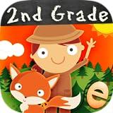男の子と女の子のための最良の第一、第二および第三級の番号、カウント、加算と減算活動ゲーム:動物二年生の数学のスキルを持つ子供のためのゲーム