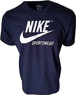 Nike Men Futura Sportswear Logo T-Shirt
