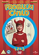 3 Film Box Set: Problem Child 1-3 (Lenticular) [DVD]