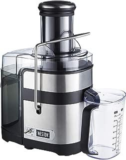 Weston Powerful Juicer Machine with XL 3.5