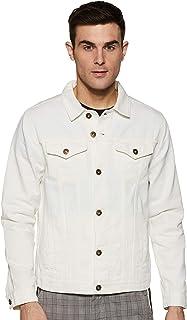 Amazon Brand - Inkast Denim Co. Men Denim Jacket