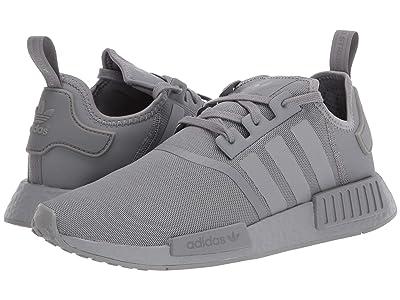 adidas Originals NMD_R1 (Grey/Grey/Grey) Men