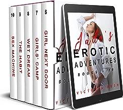 Jade's Erotic Adventures (Lesbian / Bisexual / Transgender Erotica): Books 6 -10 (Box Set Book 2)
