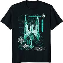 Star Trek Discovery Klingon Sarcophagus Schematic T-Shirt