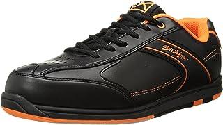 KR Strikeforce M-034-065 Flyer Bowling Shoes,  Black/Orange,  Size 6.5