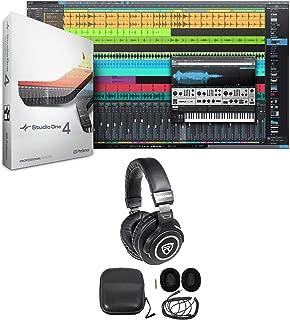 Presonus Studio One 4 Pro Upgrade Pro/Producer Version 1/2/3 to 4 + Headphones