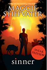 Sinner: Free Preview (First 3 Chapters) (Shiver) Kindle Edition