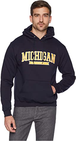Michigan Wolverines Eco® Powerblend® Hoodie 2