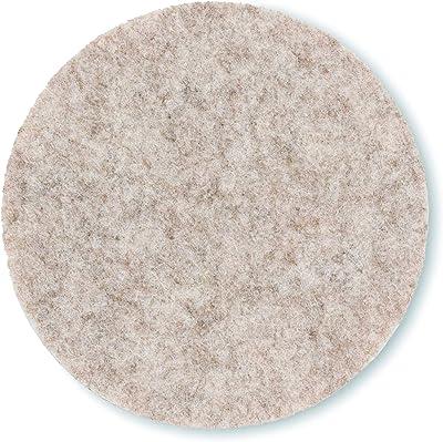Kela ケラ 鍋敷き ベージュ サイズ:∅10×0.4cm 鍋敷き Alia 4 pieces beige 12335