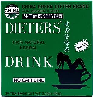 Uncle Lee'S Tea Dieters Tea For Wt Loss 30 Bag