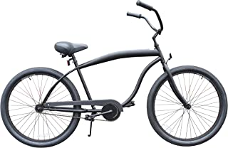 sixthreezero Men's In The Barrel Beach Cruiser Bicycle, 26