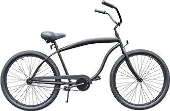 sixthreezero Men's In The Barrel Beach Cruiser Bicycle, 26