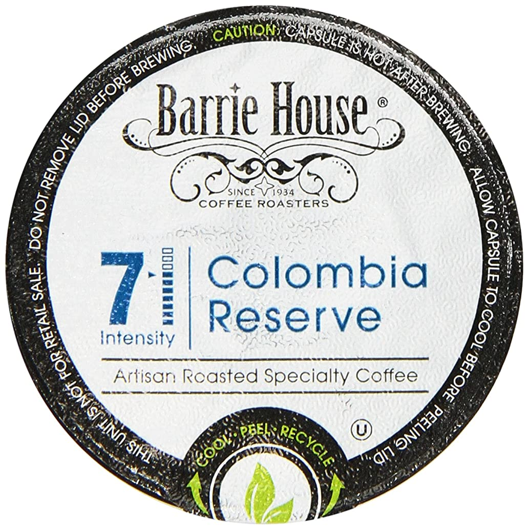 Barrie House Colombia Reserve Coffee Capsules, 11 oz, 24 Count