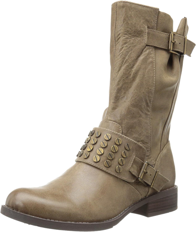 Jessica Simpson Women's Skylare Motorcycle Boot