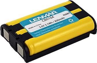 Lenmar CB0104 Battery for Panasonic Cordless Phones