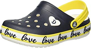 Crocs Kids' Drew Barrymore Crocband Clog