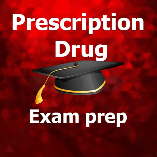 Prescription Drugs MCQ Exam Prep 2018 Ed product image