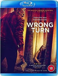 Wrong Turn (2021) [Blu-ray]