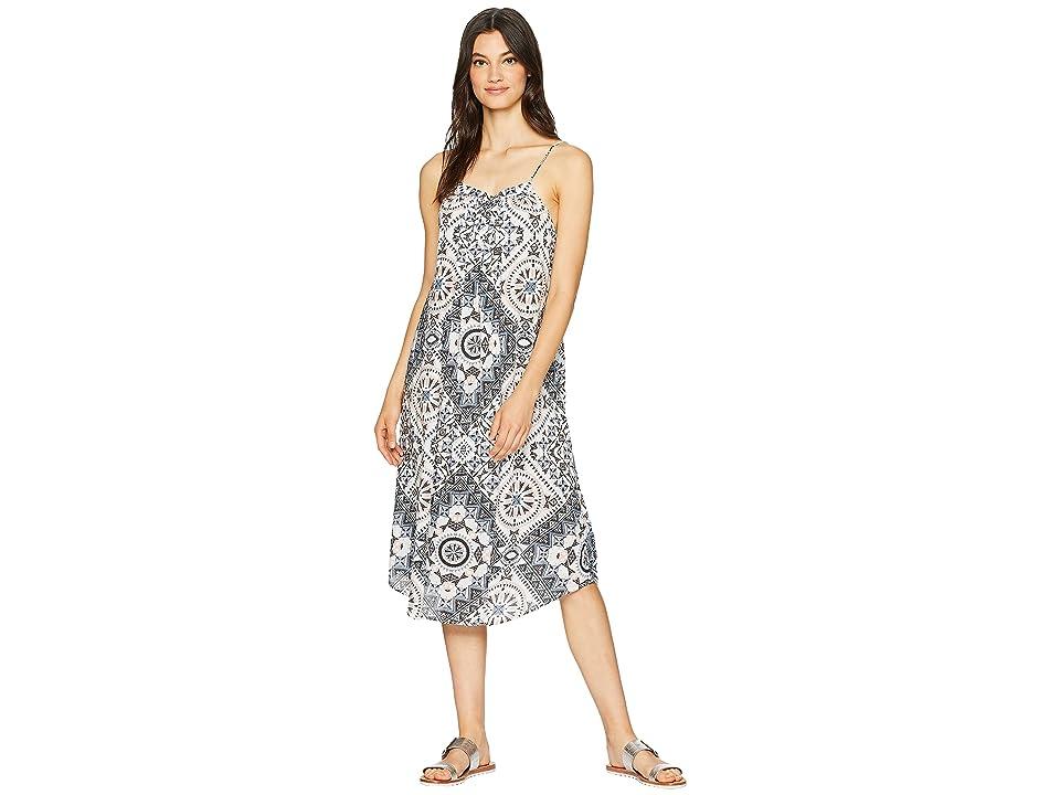 Rip Curl Mercury Midi Dress (Vanilla) Women