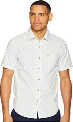 Captain Fin Plains Short Sleeve Woven