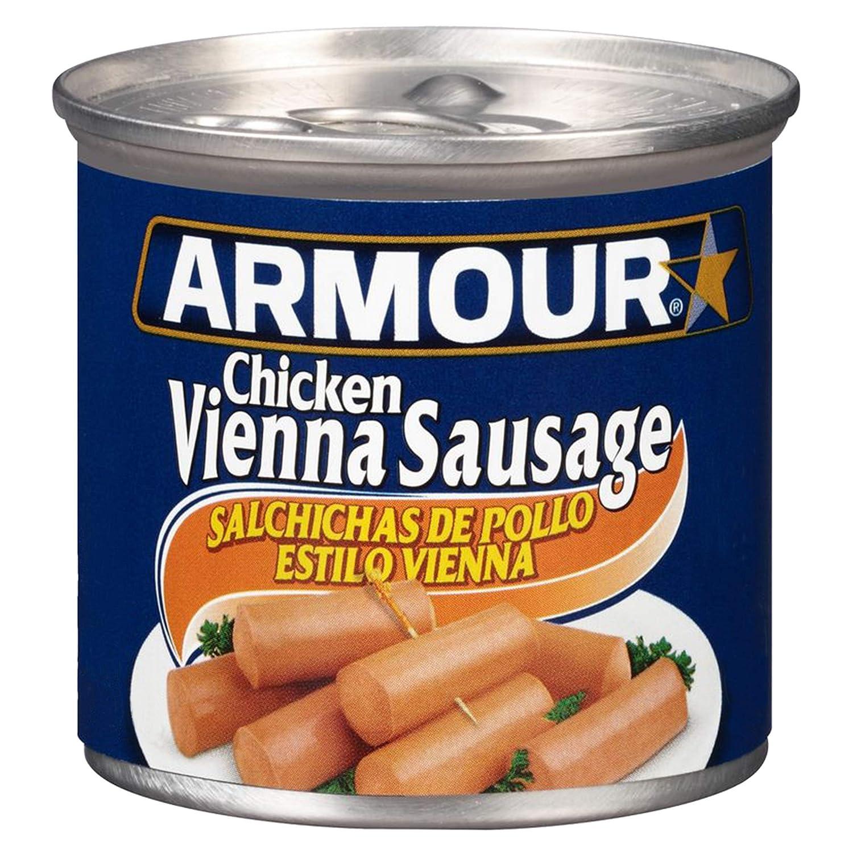 single vienna sausage