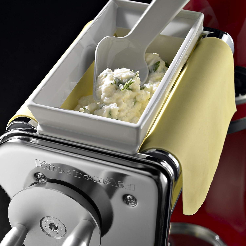 Renewed Discontinued KitchenAid KPSA Stand-Mixer Pasta-Roller Attachment