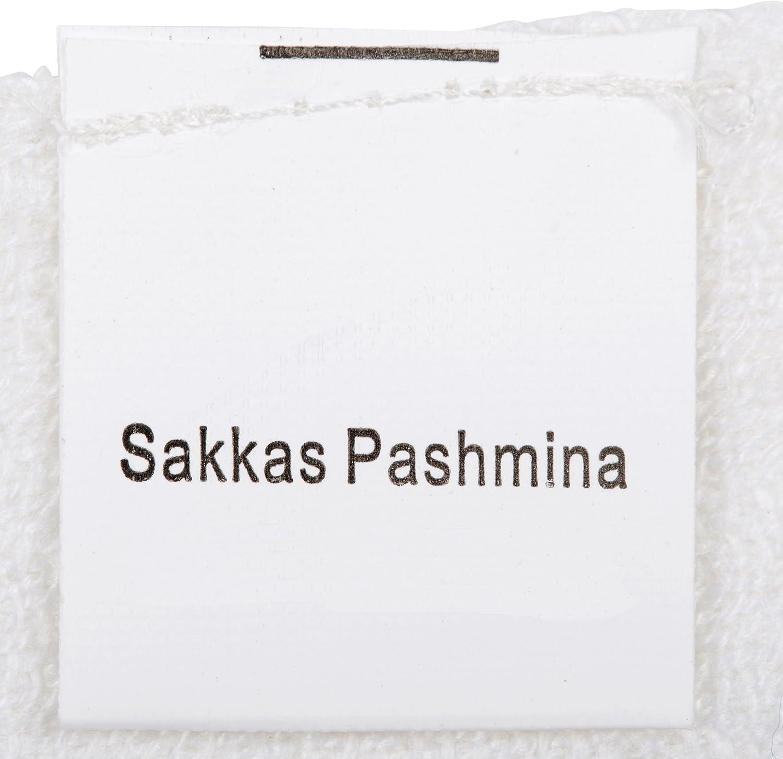 in 12 Farben Sakkas Leichter zweifarbiger Paisley Design Pashmina Schal//Stola