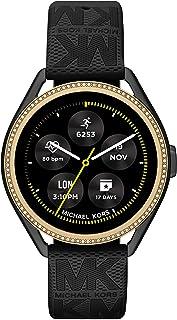 Michael Kors Connected Smartwatch Gen 5E MKGO para Mujer con tecnología Wear OS de Google, frecuencia cardíaca, GPS, NFC y...