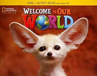 Welcome To Our World 1. Workbook (+ Audio CD)