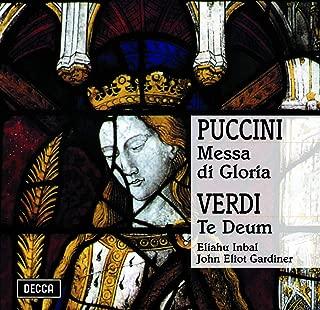 Puccini-Messa Di Gloria-Inbal-Te de