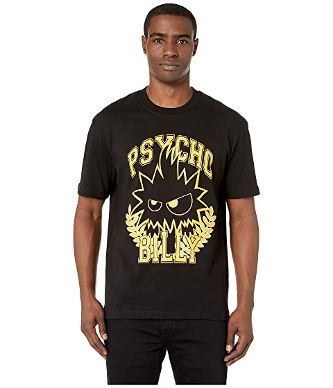 McQ Psycho Dropped Shoulder T-Shirt