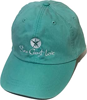Sea Coast Love/Sand Dollar Baseball Hat
