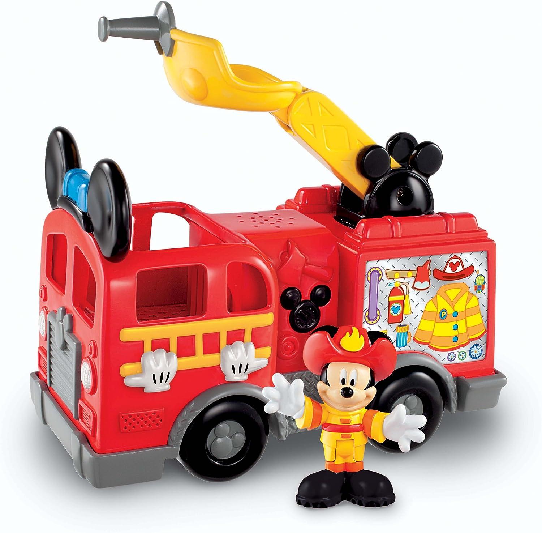 al precio mas bajo Fisher-Price Disney's Mickey's Fire Truck by Fisher-Price Fisher-Price Fisher-Price  envío gratuito a nivel mundial