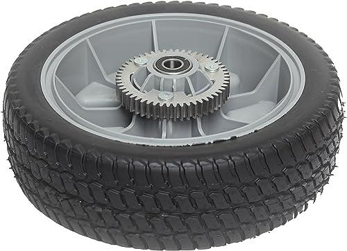 new arrival 125-2509 Toro 10 inch wheel popular with gear online sale assembly online sale