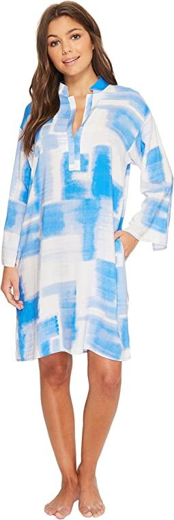 N by Natori Brushstroke Sleepshirt