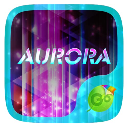 Aurora GO Keyboard Theme &Emoji