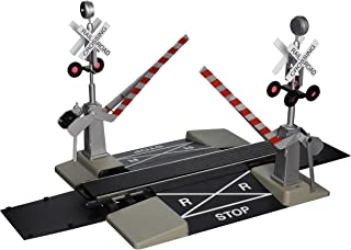 Bachmann Industries Large G Scale Steel Alloy Track with Operating Crossing Gate