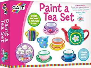 Galt A3975K Paint a Tea Set,Craft Kit