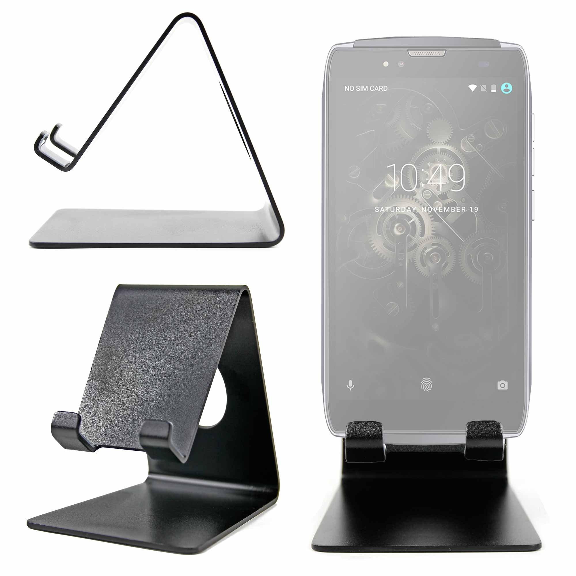DURAGADGET Atril De Aluminio para Smartphone Landvo S7 / Leagoo M8 ...