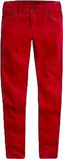 Levi's Girls' Super Skinny Fit Velvet Jeans